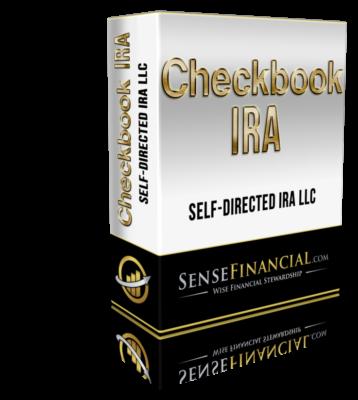Checkbook IRA Book
