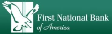 First National Bank- Non-recourse lender