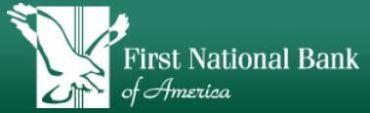 First National Bank- Non-recourse lender