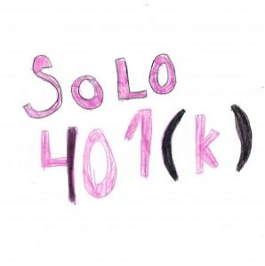 401k solo plan