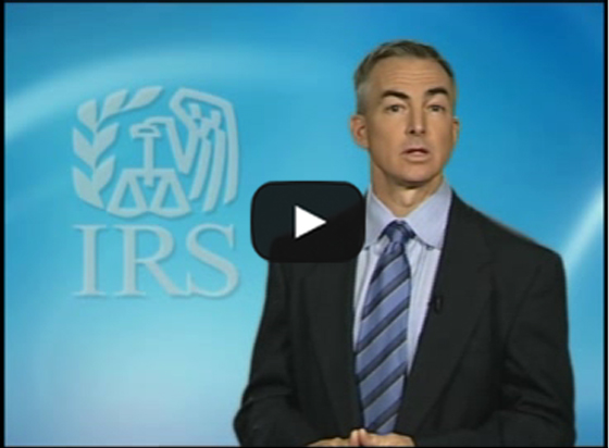 Business Income IRS Video