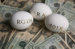 What is Roth 401k