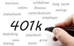 Self-directed Retirement Plan 401k