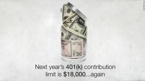 2015 401 k Contribution