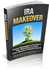 IRA Makeover Ebook- Sense Financial Services