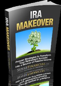 IRA Makeover Ebook- Sense Financial Services