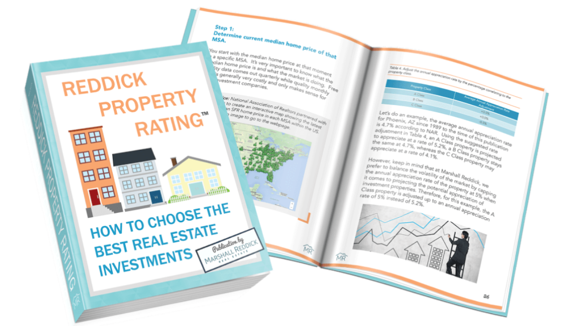 Reddick Property Rating: How to Choose the Best Real Estate Investments
